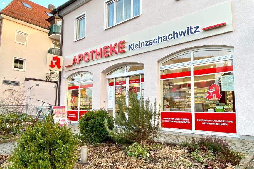 Apotheke-Kleinzschachwitz