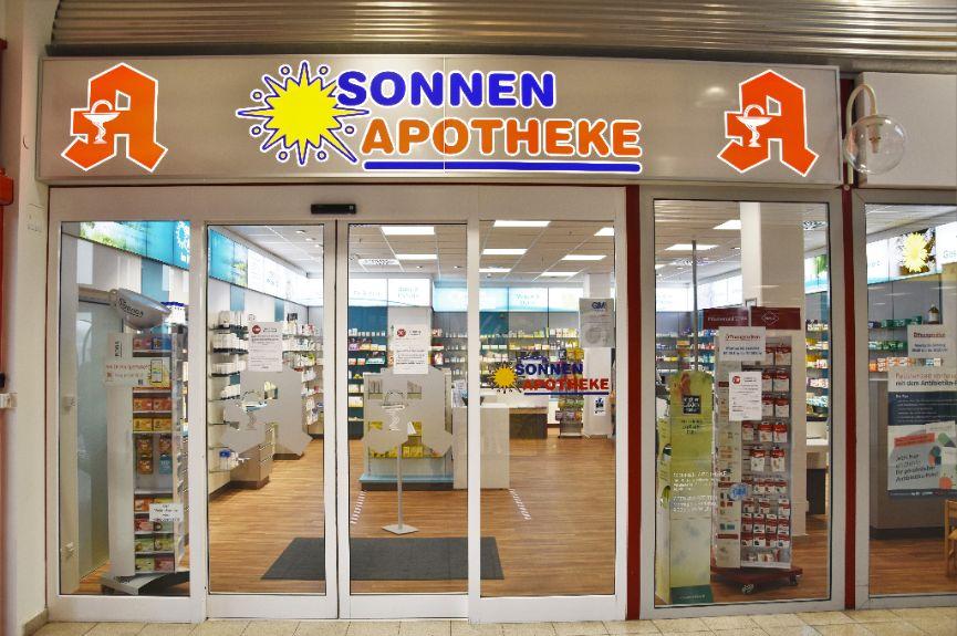 Sonnen-Apotheke im Kaufland