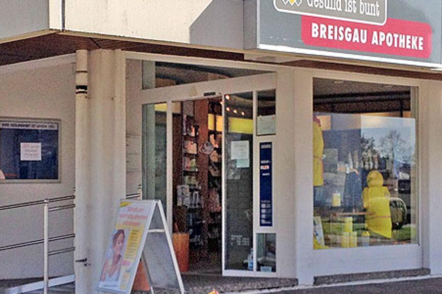 Breisgau Apotheke Teningen