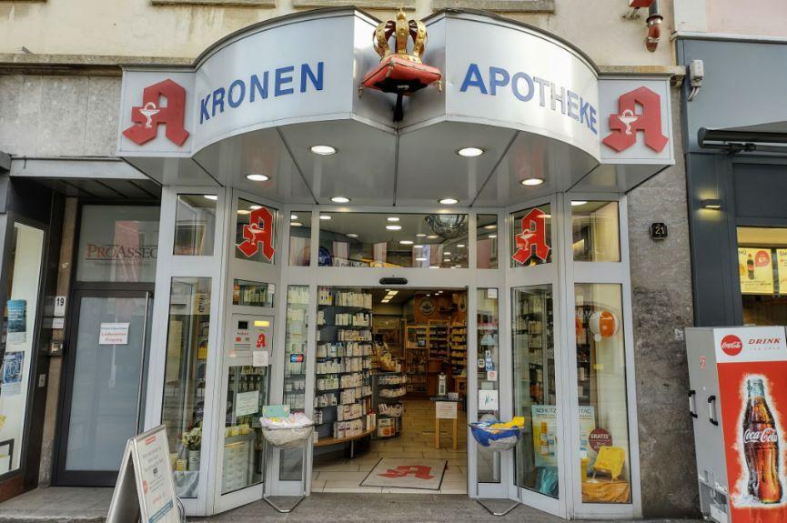 Kronen-Apotheke am Dom