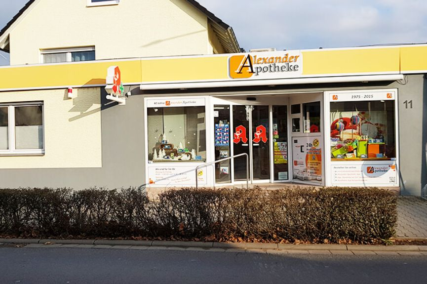 Alexander-Apotheke