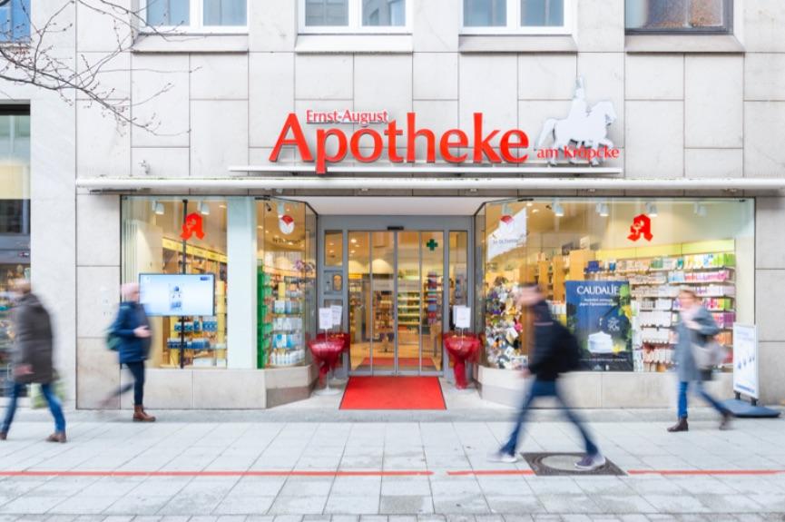 Ernst-August-Apotheke am Kröpcke
