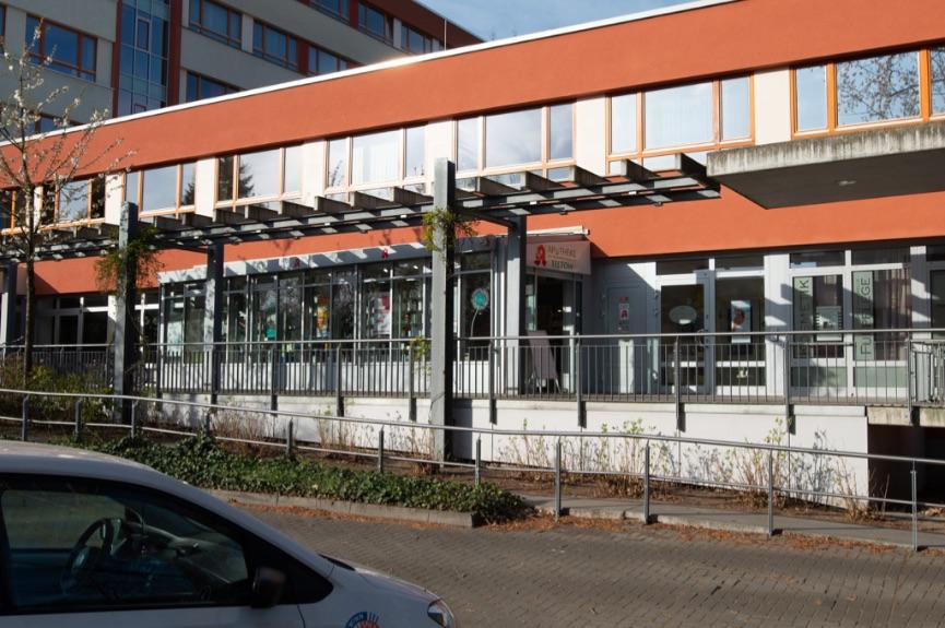 Apotheke im Gesundheitszentrum Teltow