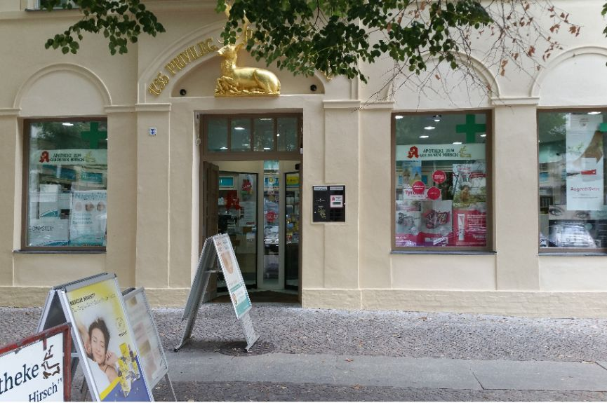 Apotheke Zum Goldenen Hirsch
