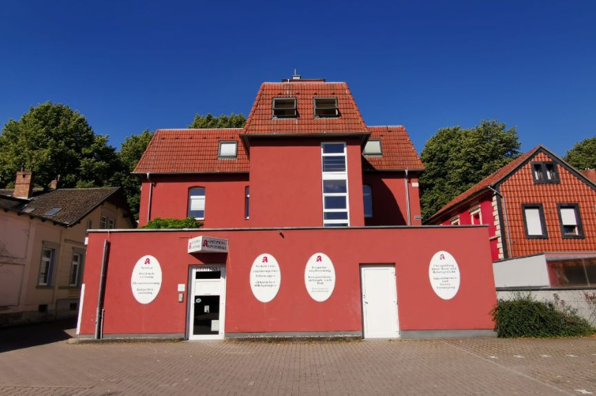 Spitzweg-Apotheke im Haus lutterMed