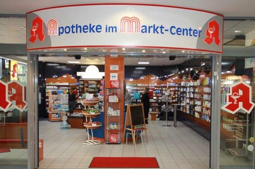 Apotheke im Markt-Center