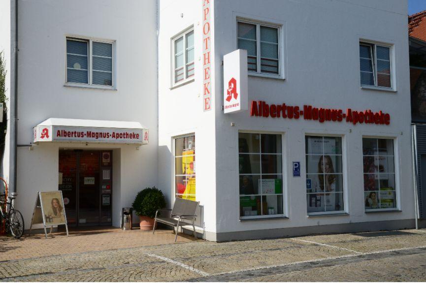 Albertus-Magnus-Apotheke
