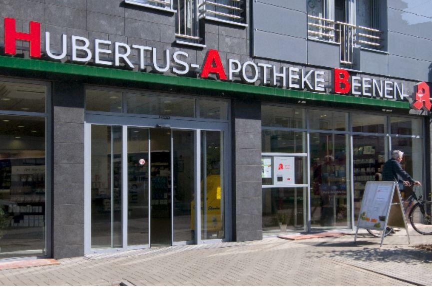 Hubertus Apotheke Beenen