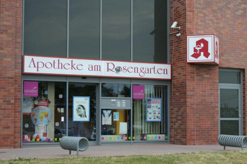 Apotheke am Rosengarten