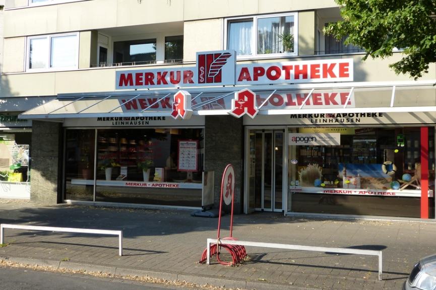 Merkur-Apotheke Leinhausen