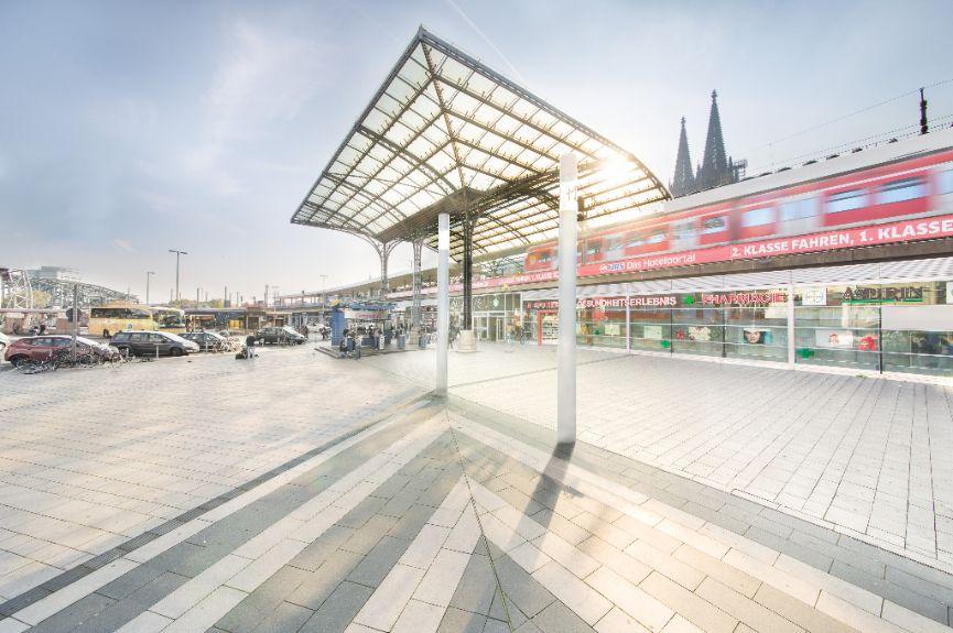 Apotheke im Hauptbahnhof